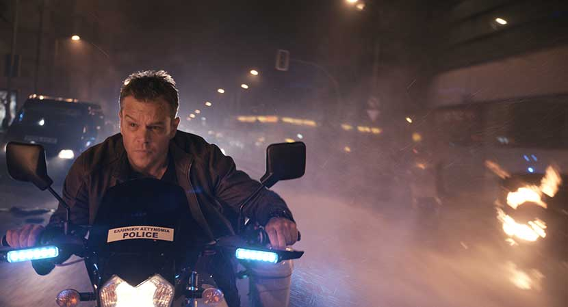 Jason Bourne faces backlash in China over 3D version